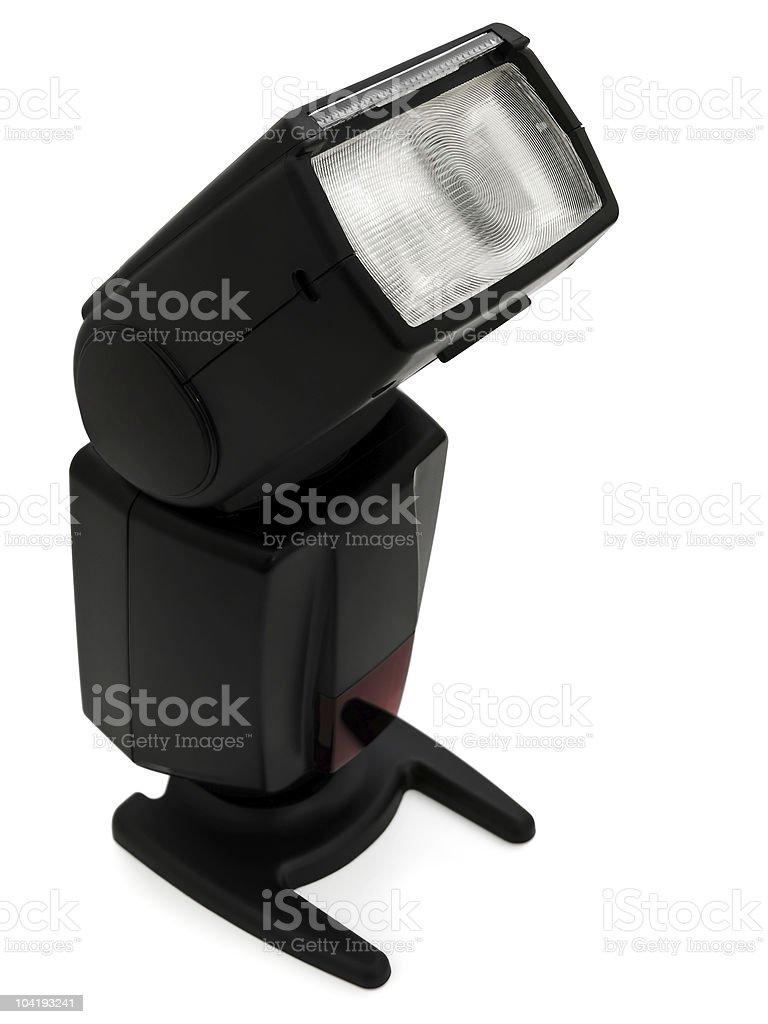 flashlight stock photo