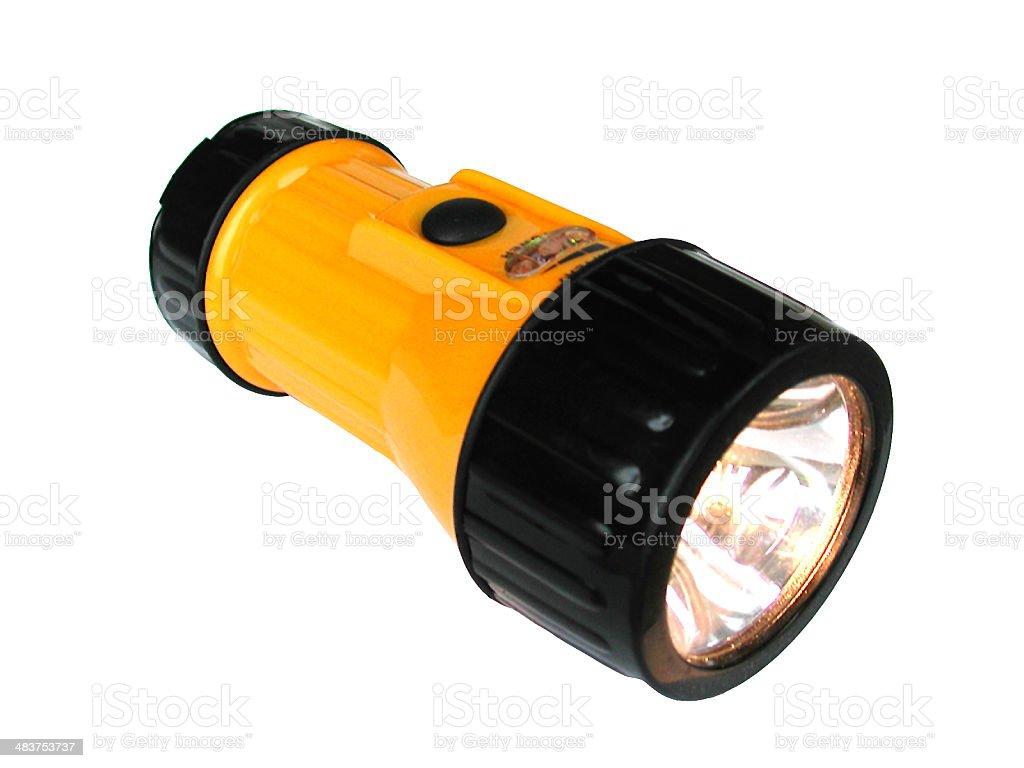 flashlight royalty-free stock photo