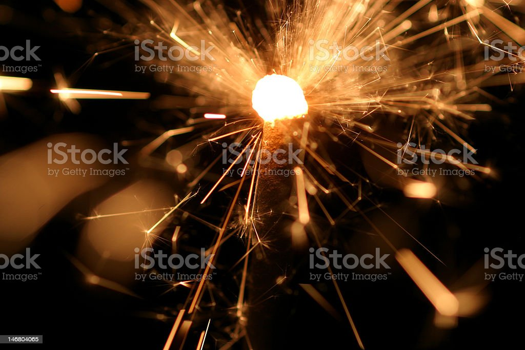 Flashpoint stock photo