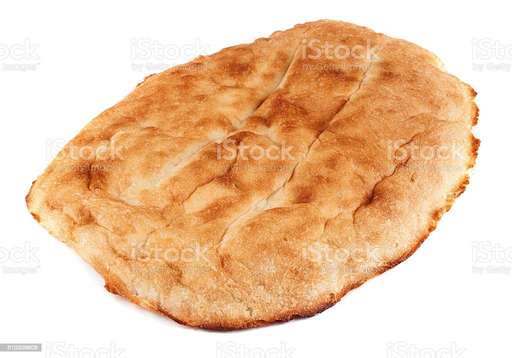 Flat Bread stock photo