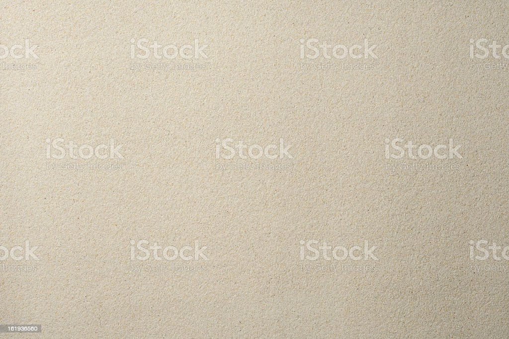 Flat sand texture background stock photo