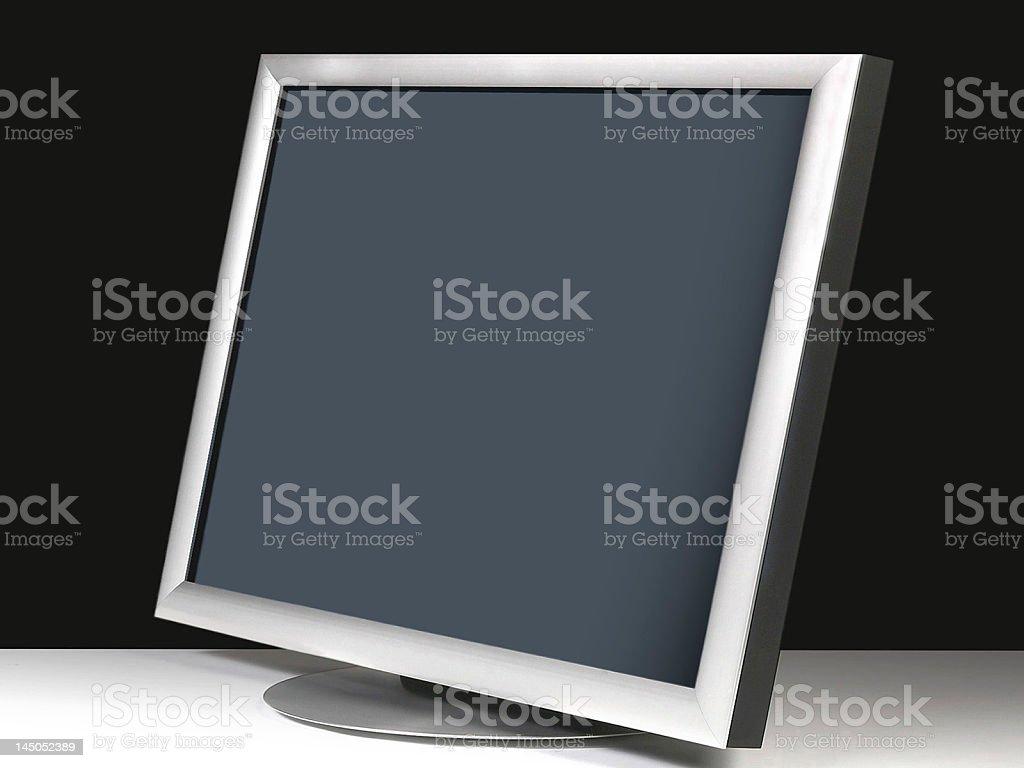 Flat Screen royalty-free stock photo