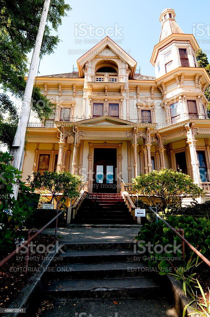 Flavel House Museum stock photo