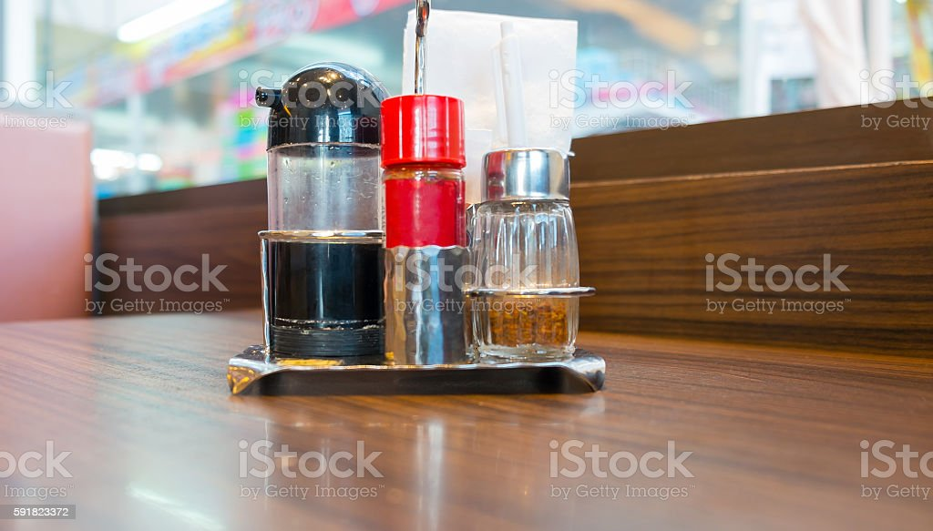 Flavoring set Lizenzfreies stock-foto
