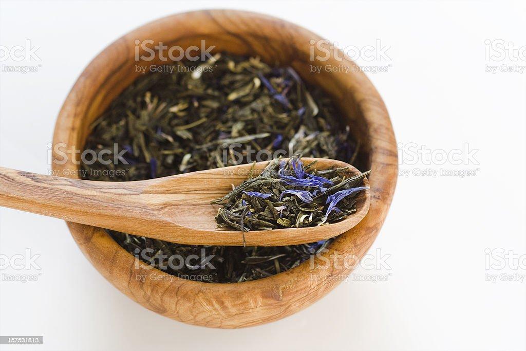 Flavoured Green Tea royalty-free stock photo