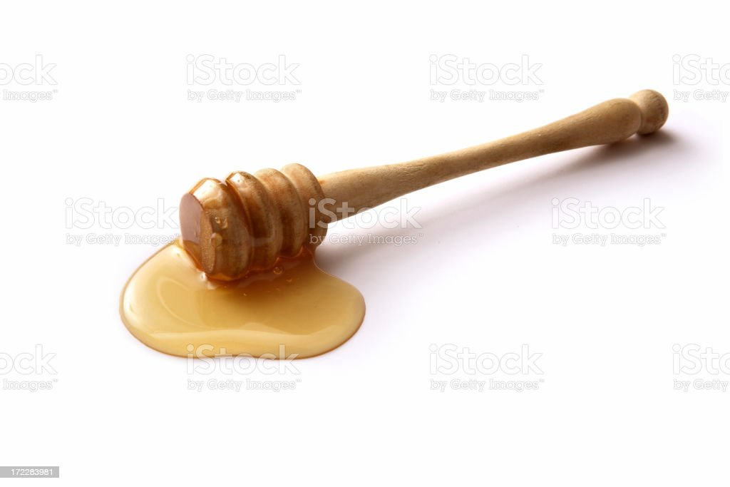 Flavouring: Honey Dipper stock photo