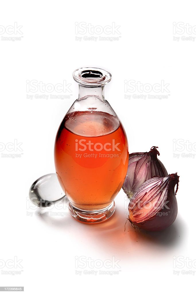 Flavouring: Vinegar and Onion royalty-free stock photo