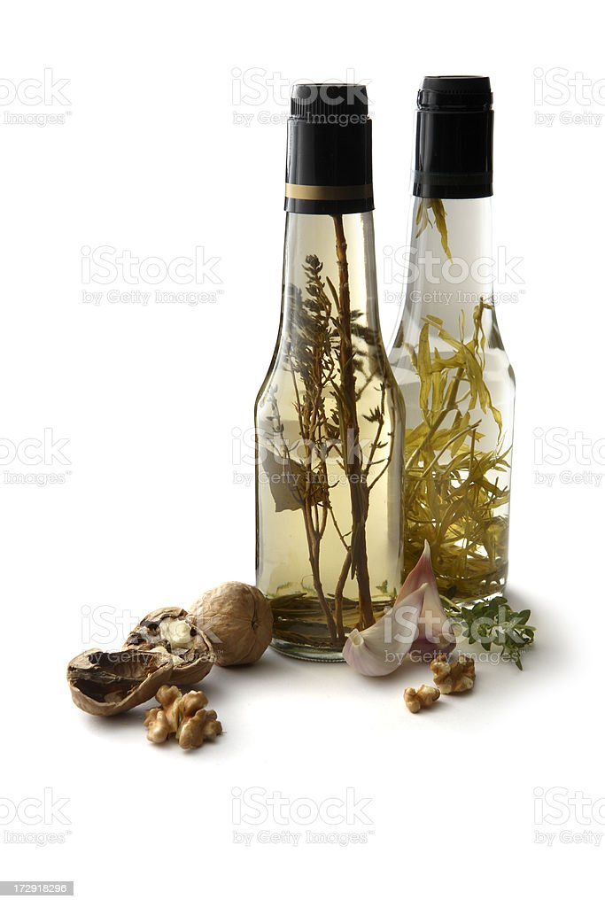 Flavouring: Vinegar stock photo