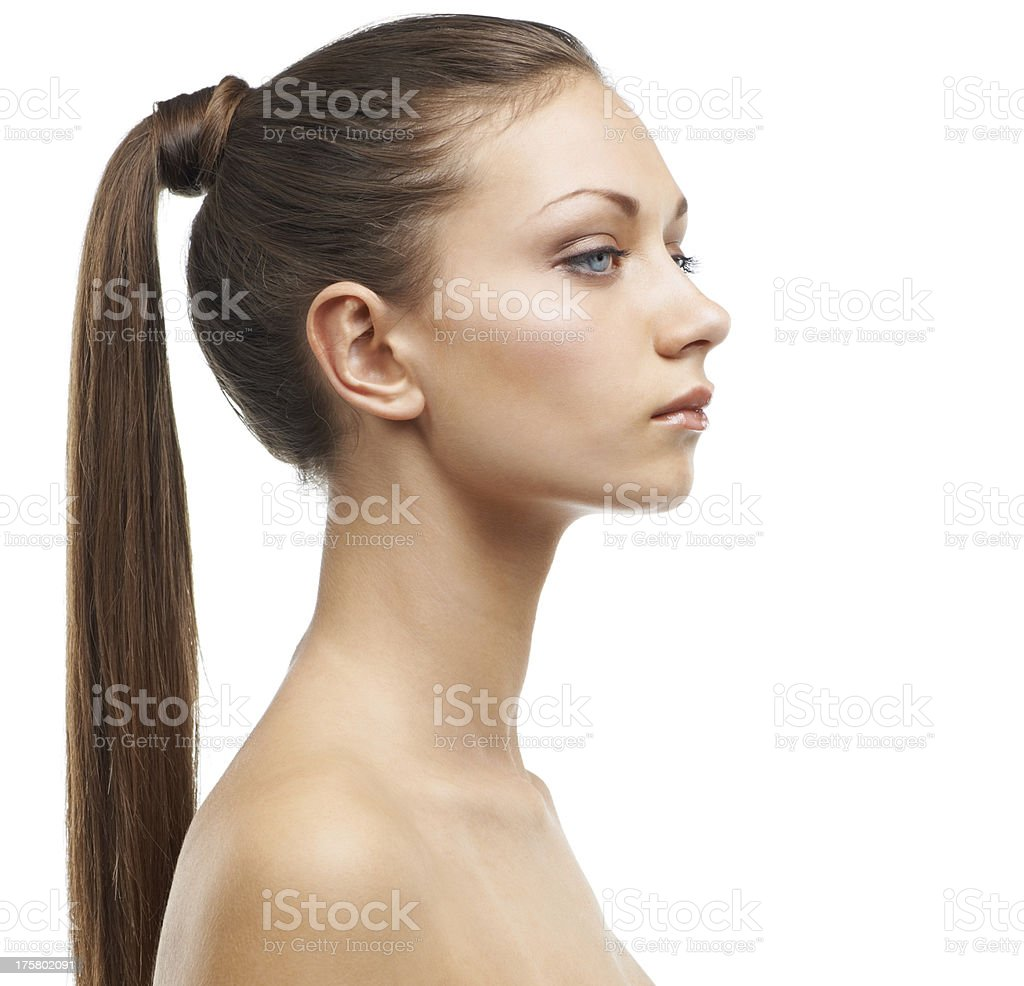 Flawless royalty-free stock photo
