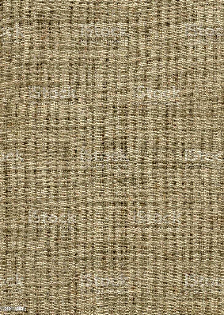 Flax canvas stock photo