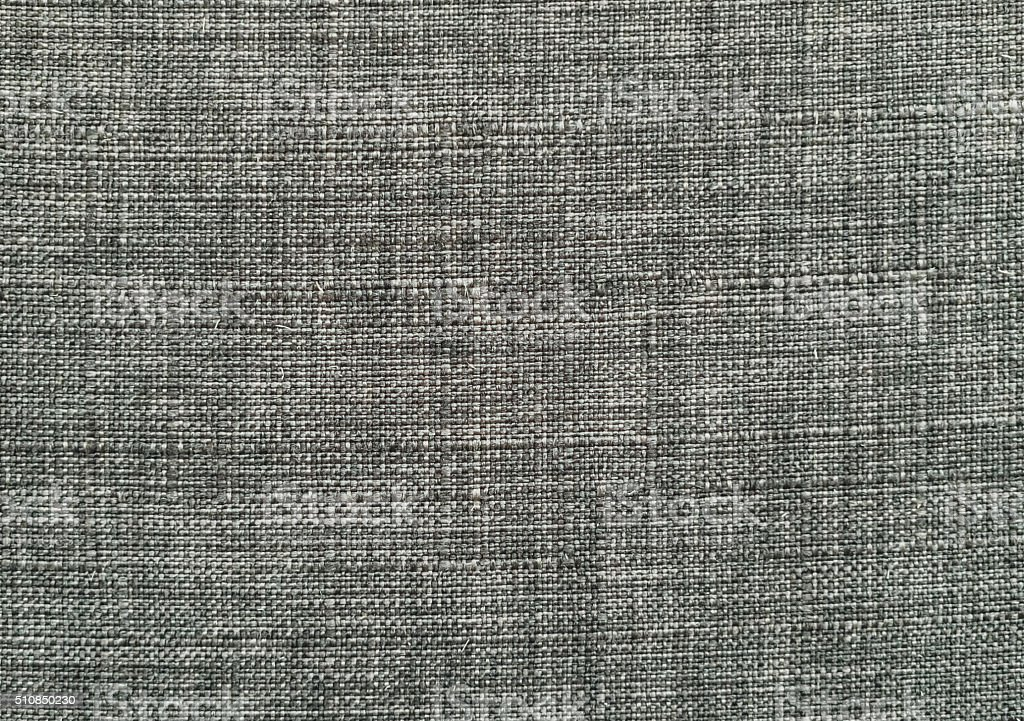 Flax linen. Fabric texture stock photo