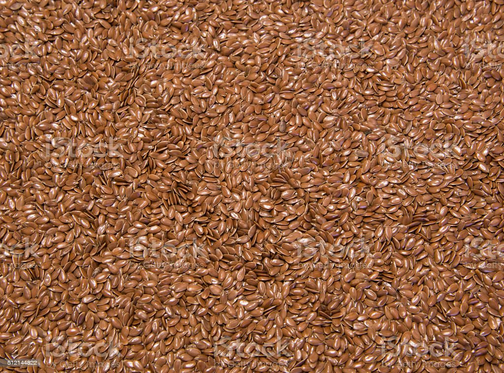 flax seeds wallpaper big depth of field stock photo
