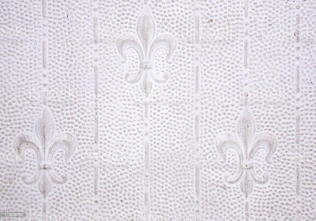 Fleur de Lys royalty-free stock photo