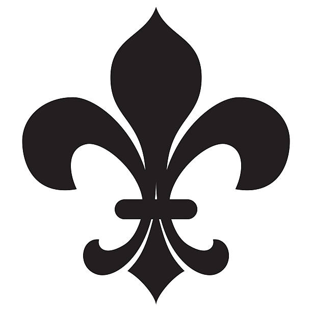 fleur de lys pictures, images and stock photos - istock