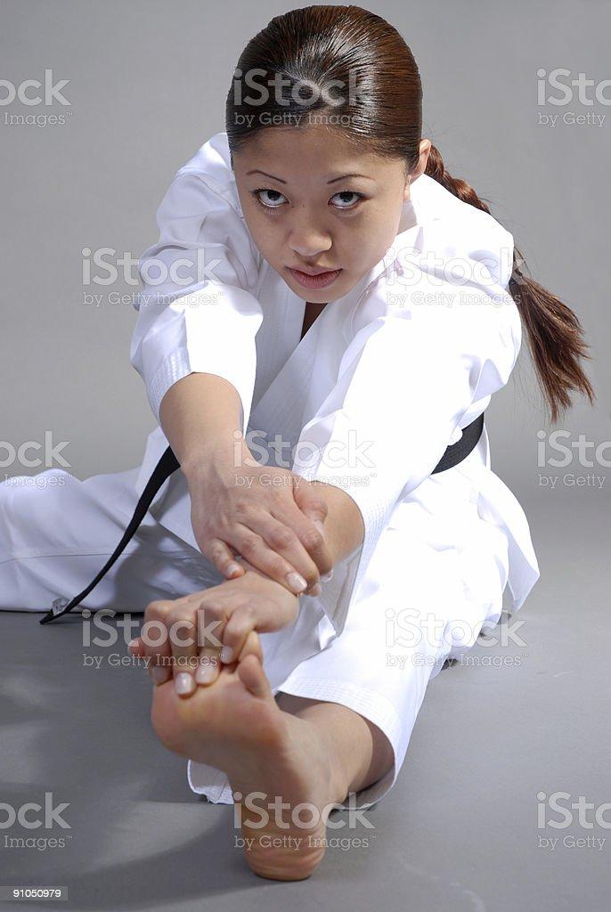Flexibility 101 stock photo