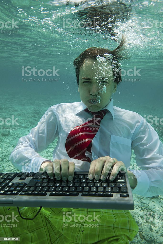 Flexible business stock photo