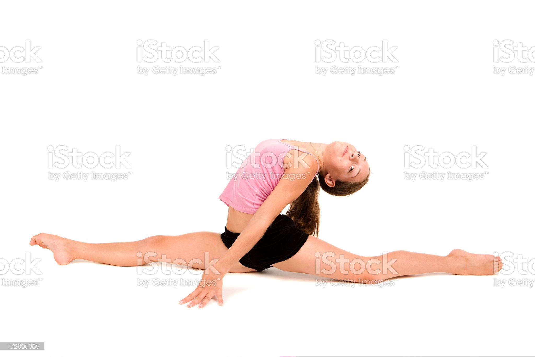 Flexible royalty-free stock photo