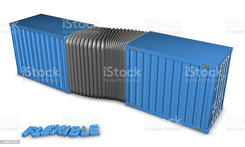 Flexible Transport Systems stock photo