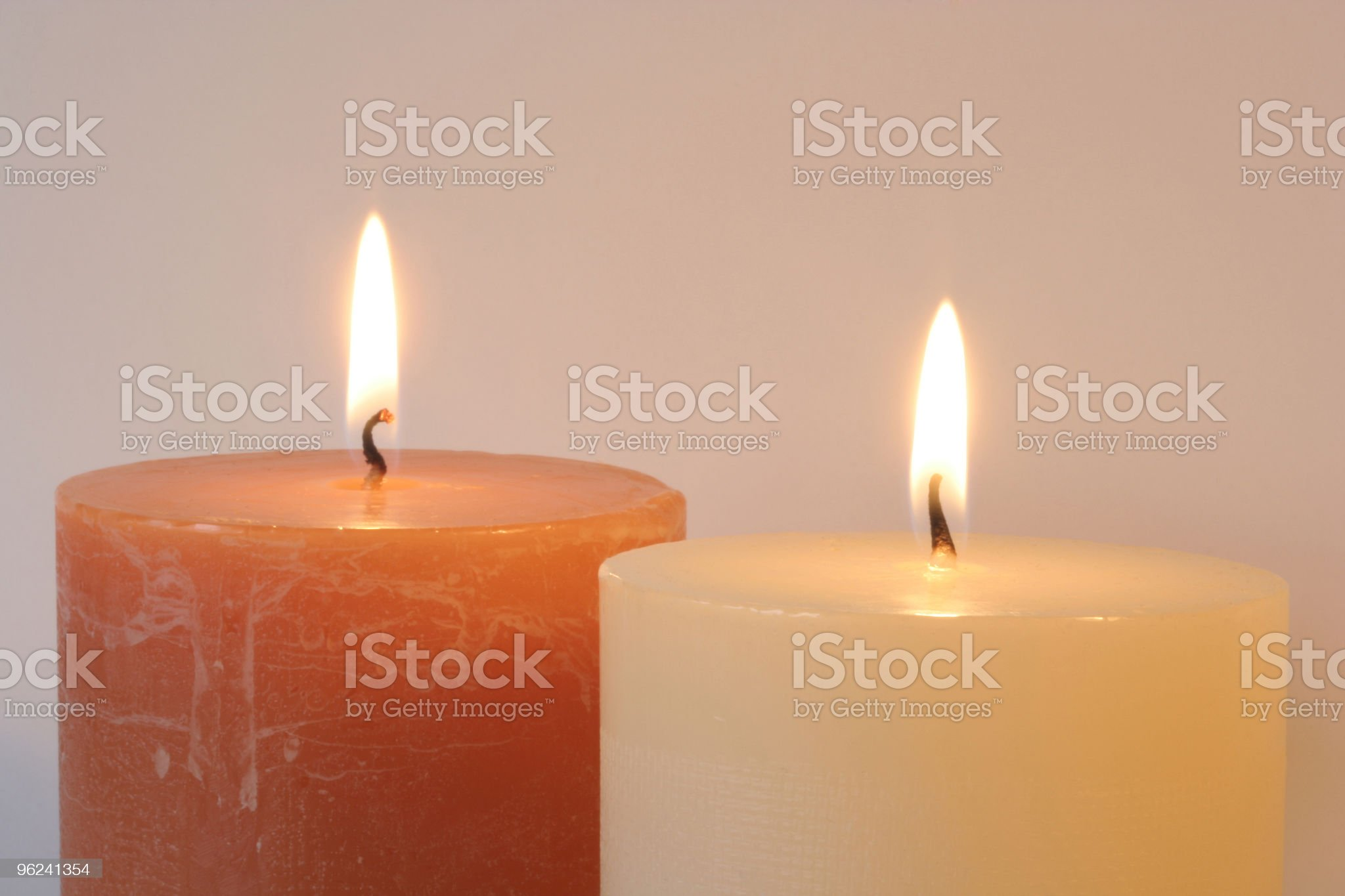 Flickering Lights royalty-free stock photo
