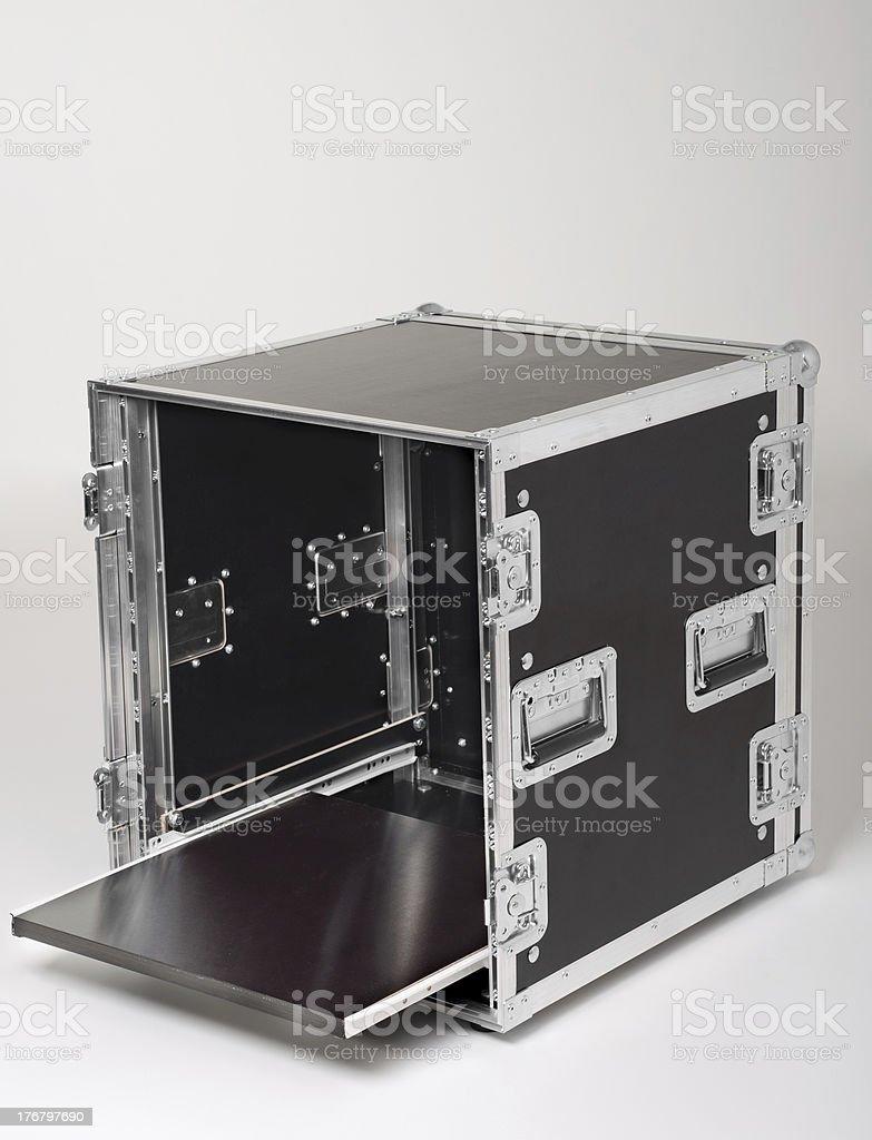 flight case stock photo