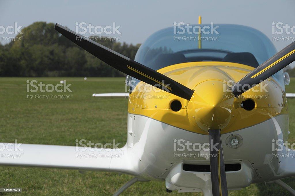 Flight passion stock photo
