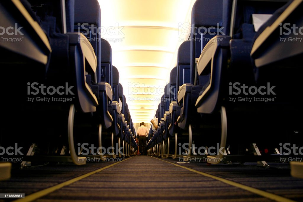 Flight royalty-free stock photo