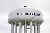 Flint Water Plant Tank