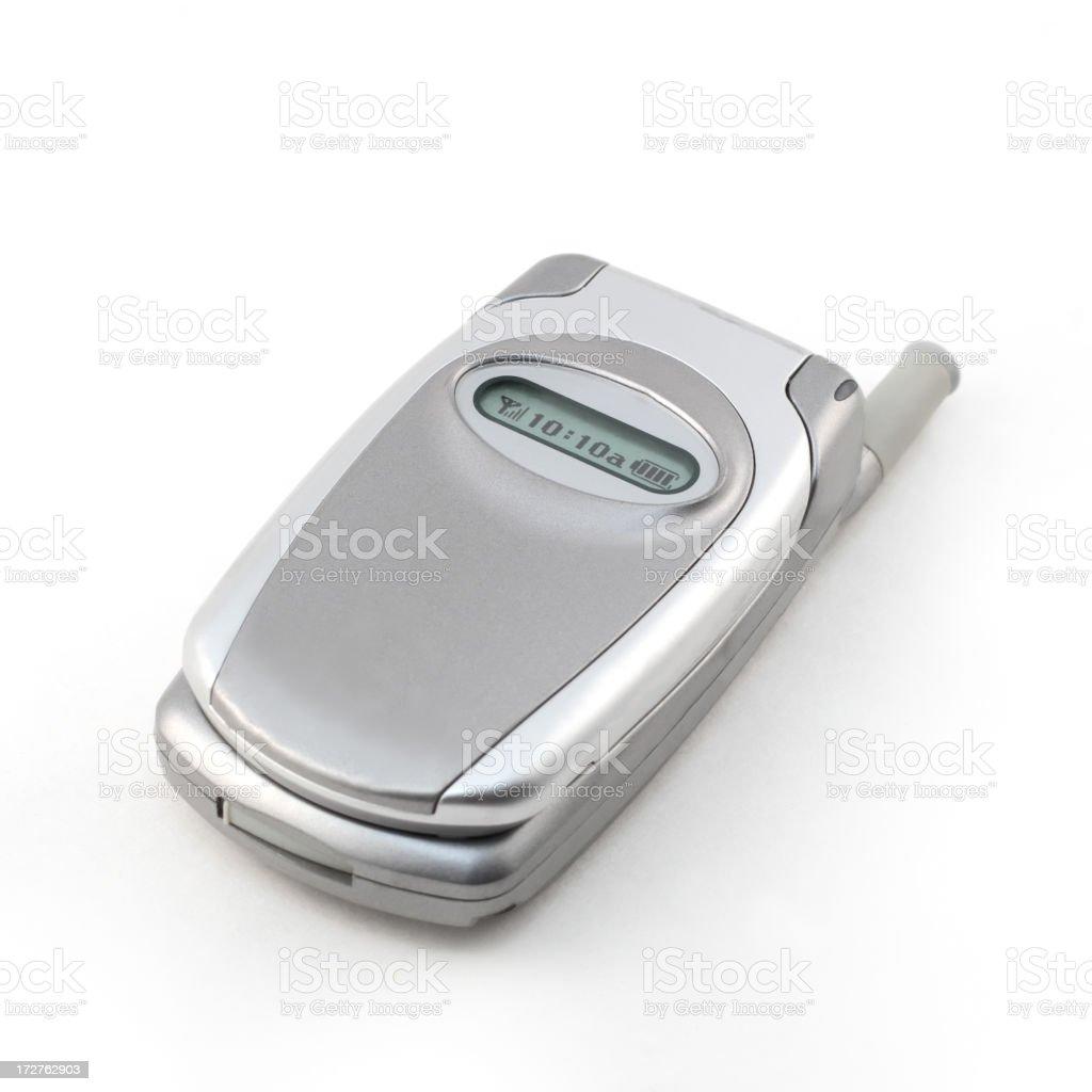 Flip Phone stock photo