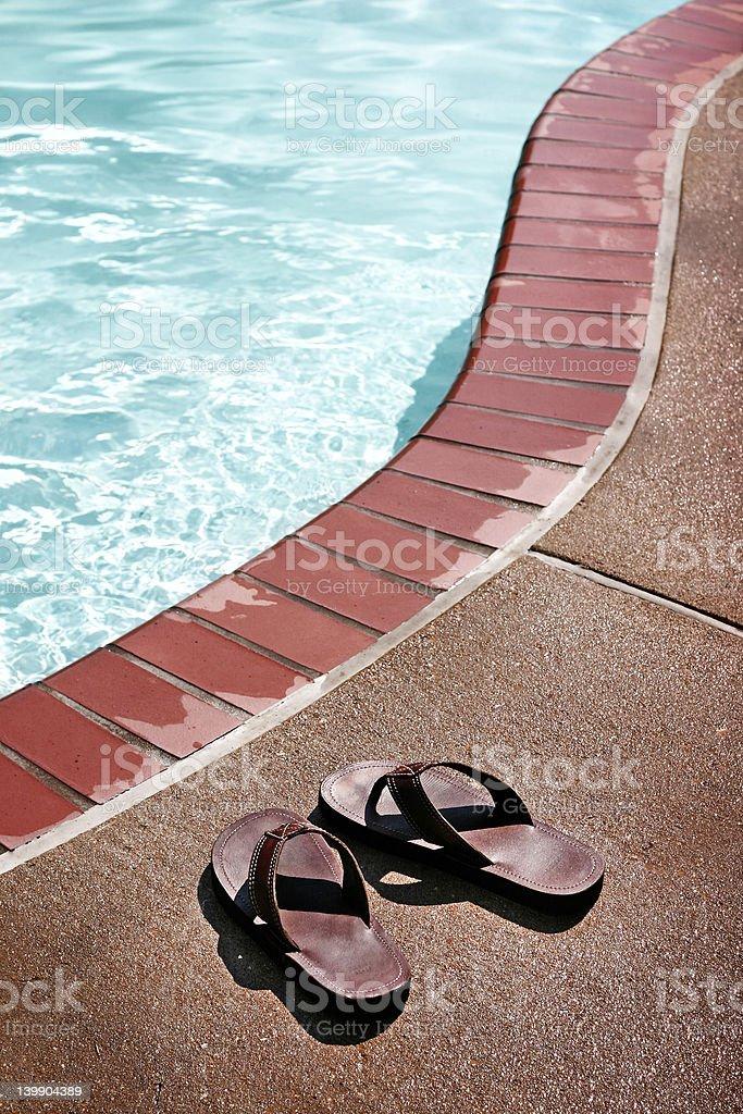 Flip-Flops royalty-free stock photo
