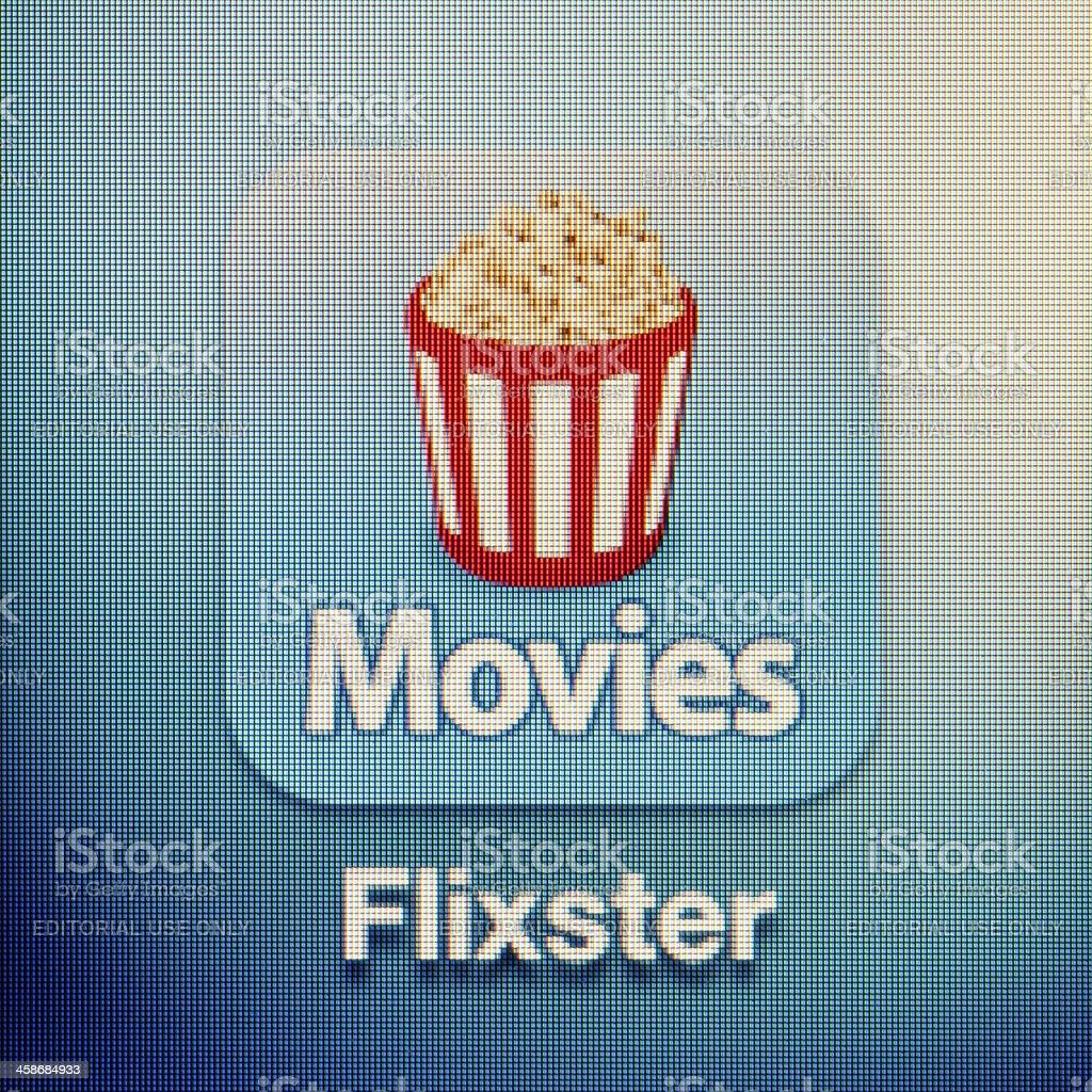 Flixster stock photo