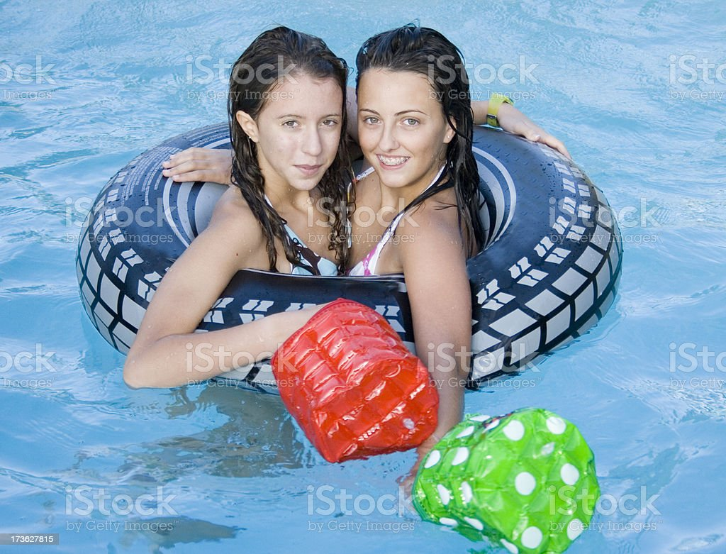 Float royalty-free stock photo