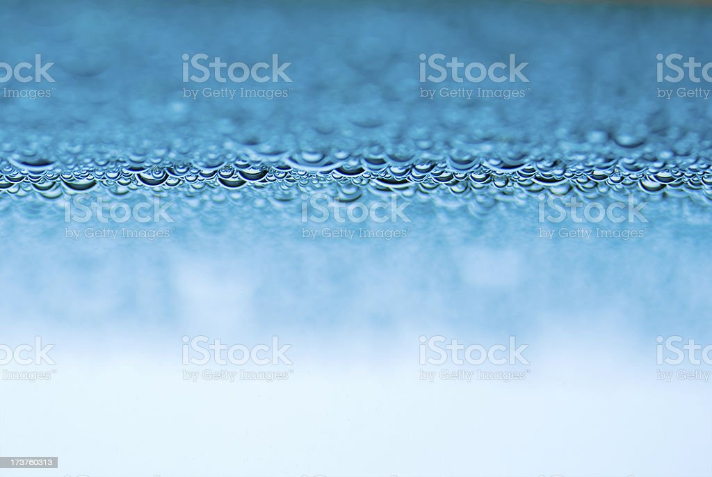 Floating Bubbles royalty-free stock photo