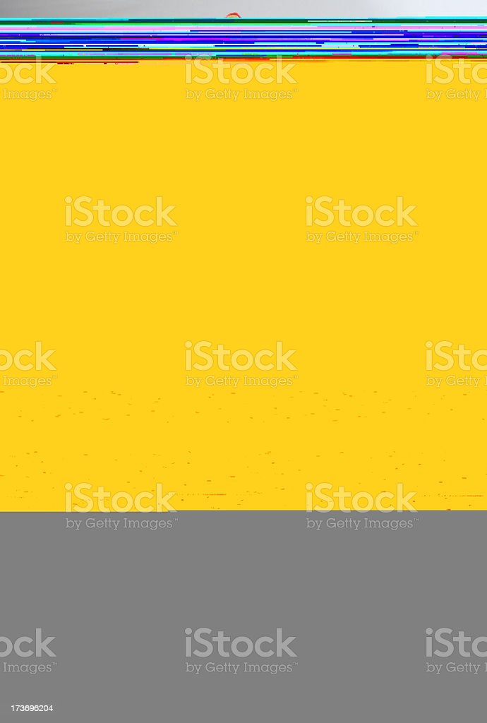 Flock of Seagulls royalty-free stock photo