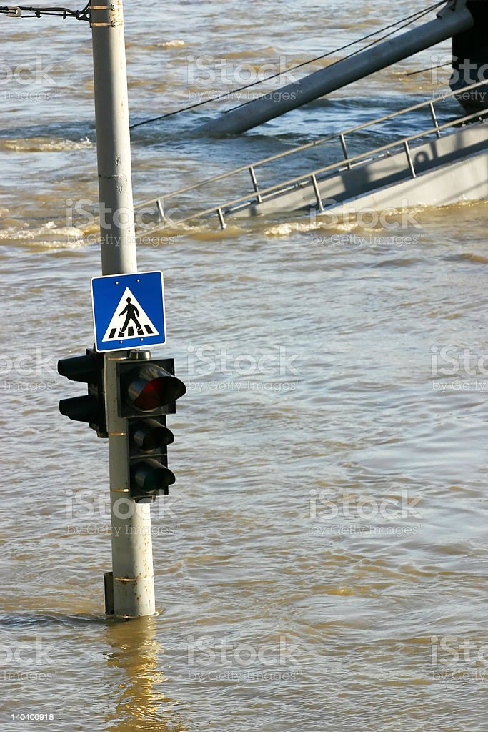 flood royalty-free stock photo