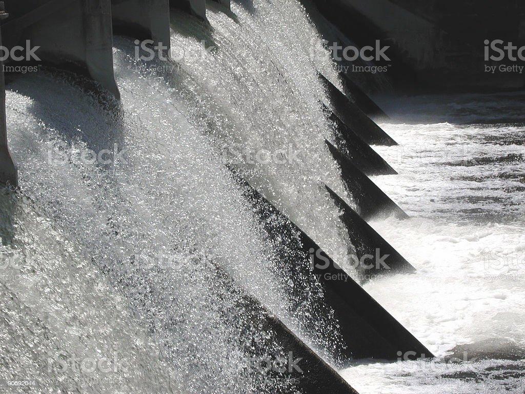floodgates stock photo