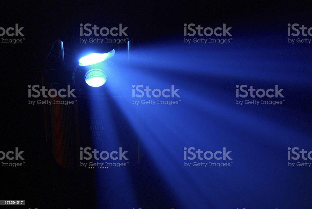 floodlight royalty-free stock photo