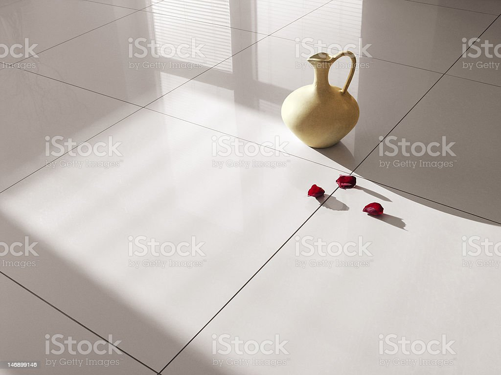 floor gres royalty-free stock photo