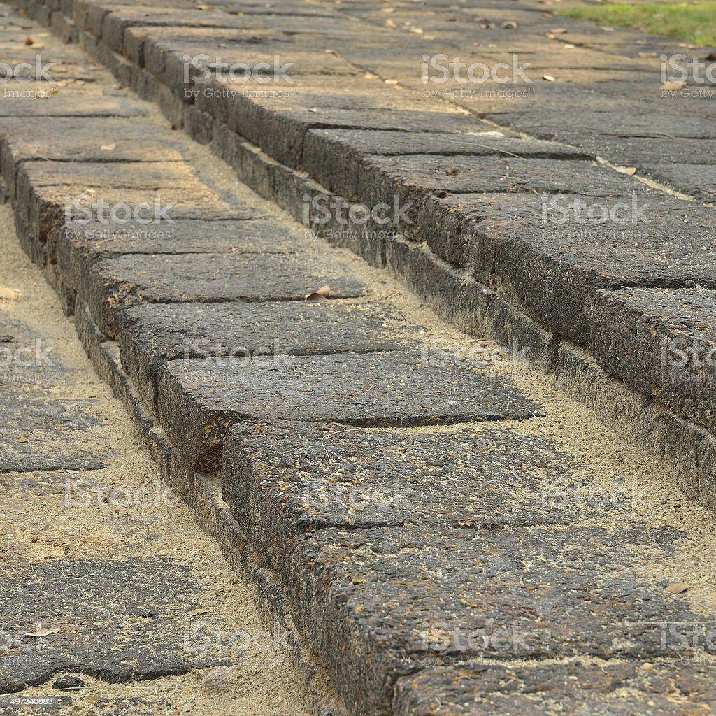 floor laterite stone royalty-free stock photo