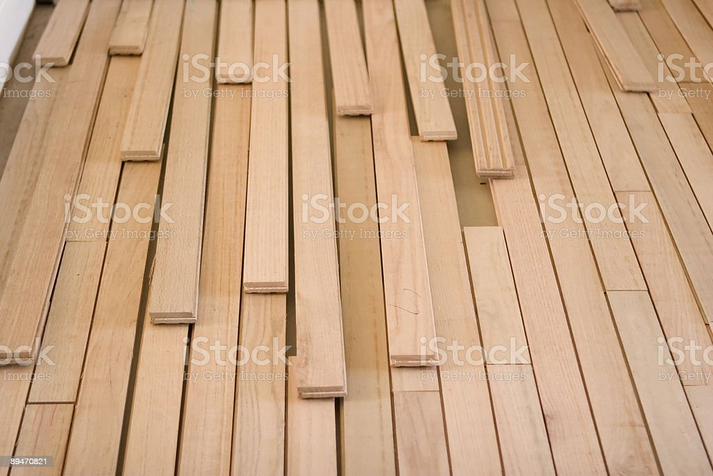 Floor Loose stock photo