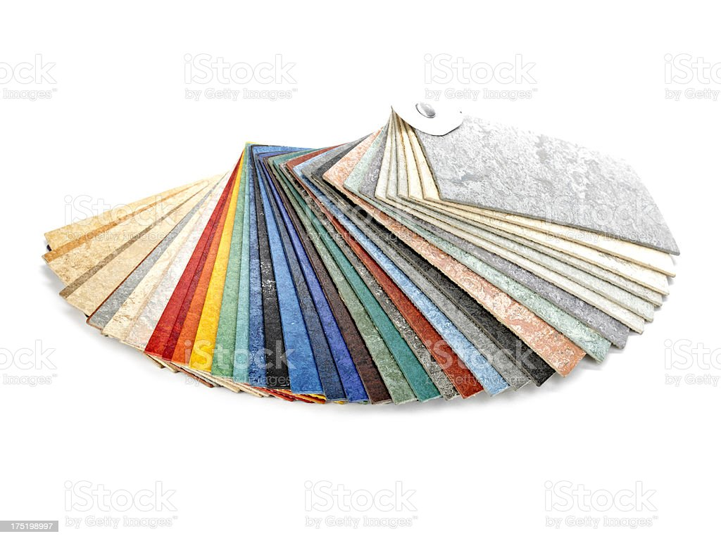 Floor Material Sample royalty-free stock photo