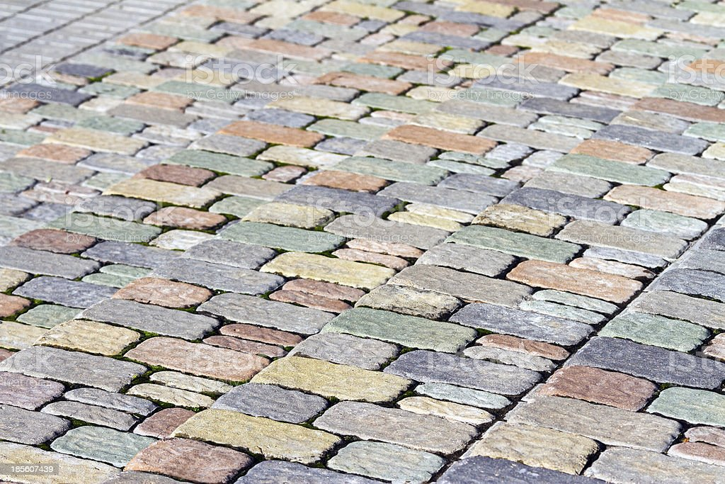Floor mosaic royalty-free stock photo