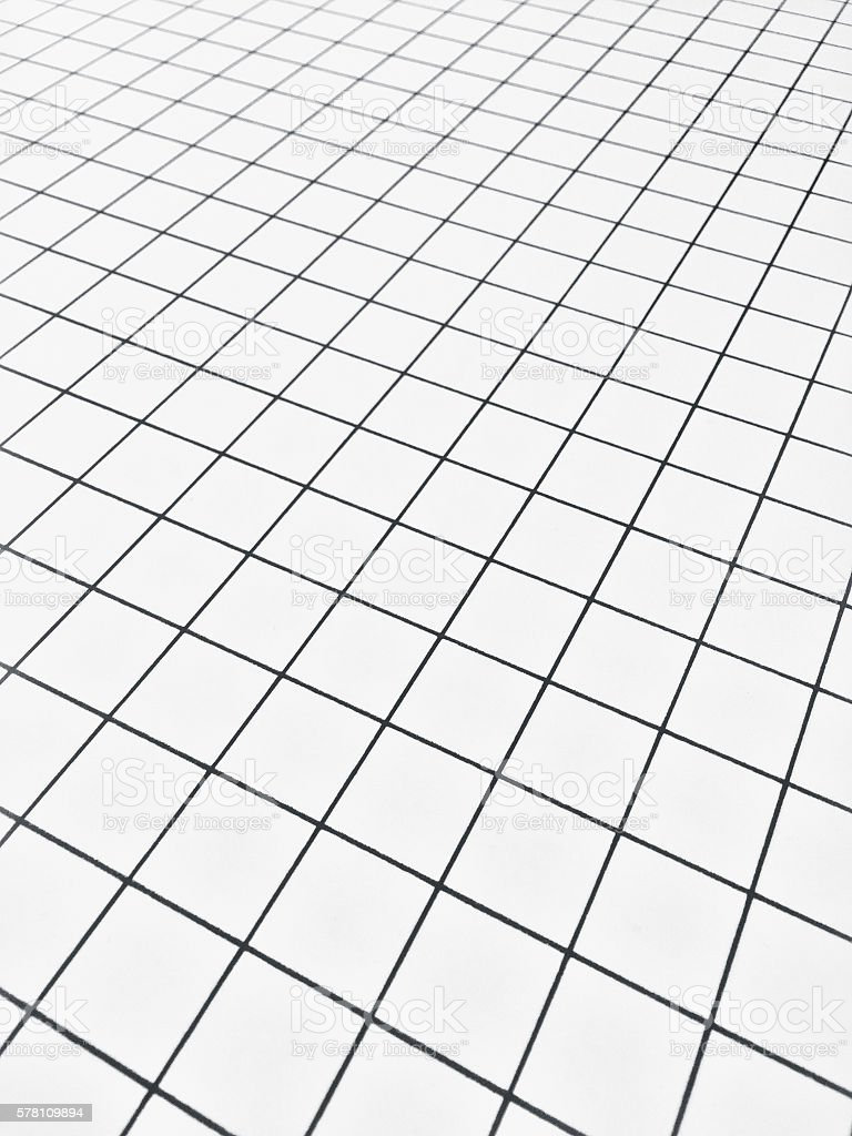 Floor tiles perspective stock photo