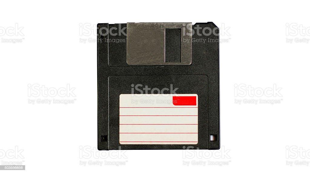 Disquete de memoria de Backup foto de stock libre de derechos