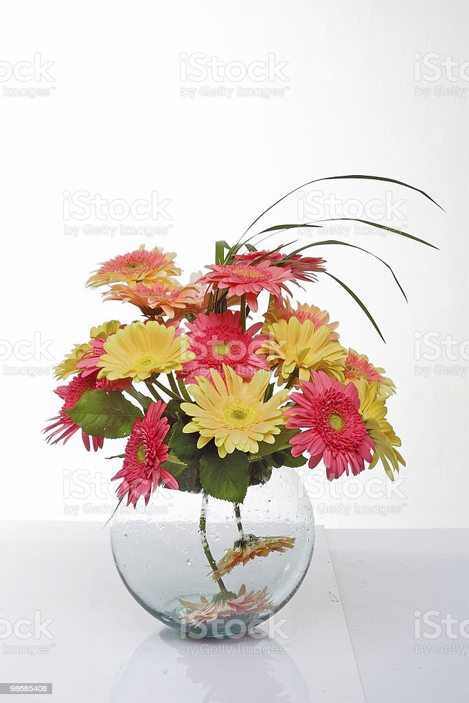 floral arrangement royalty-free stock photo