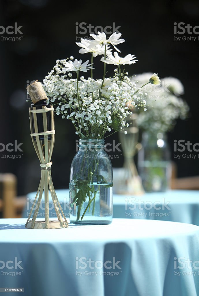 Floral Centerpiece royalty-free stock photo