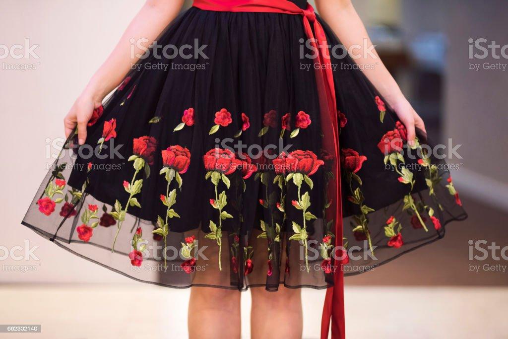 Floral Details stock photo
