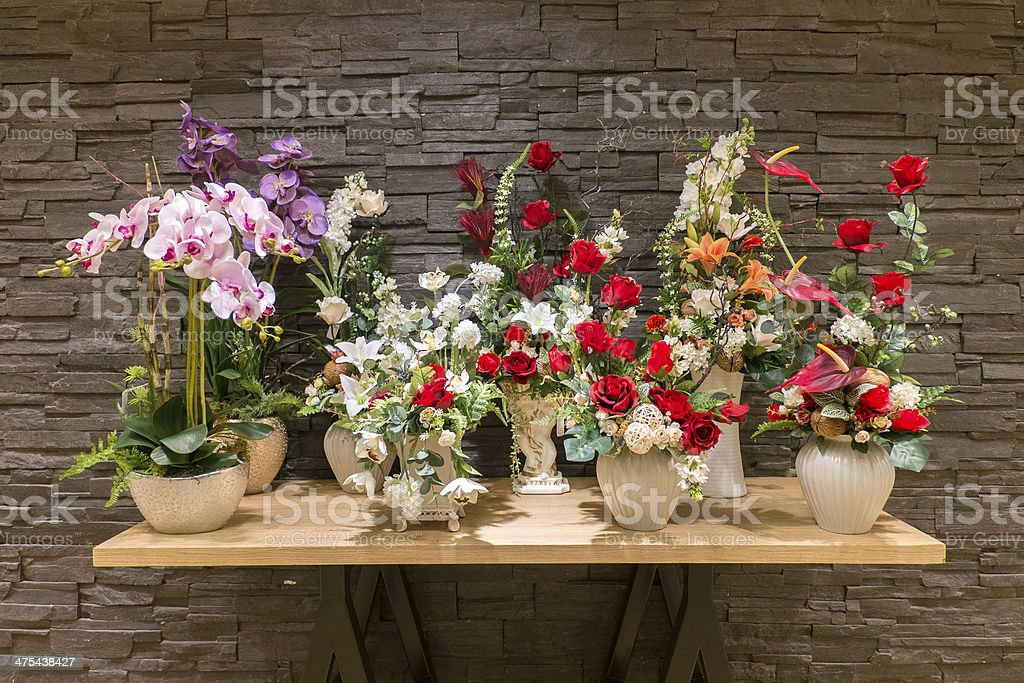 floral display royalty-free stock photo