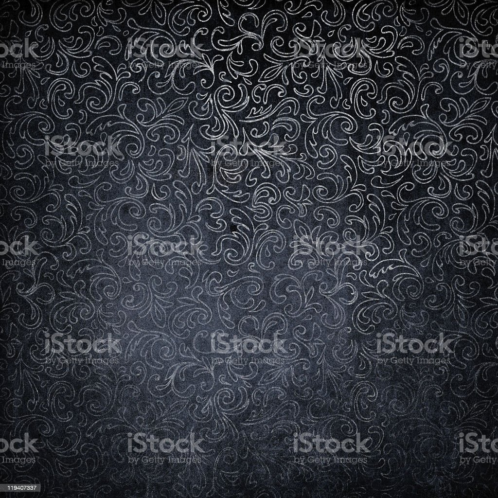 Floral grunge background. royalty-free stock photo