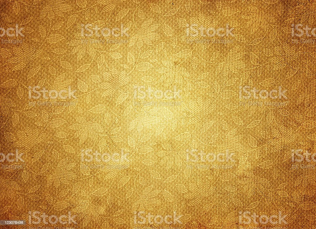 Floral Pattern Wallpaper royalty-free stock photo