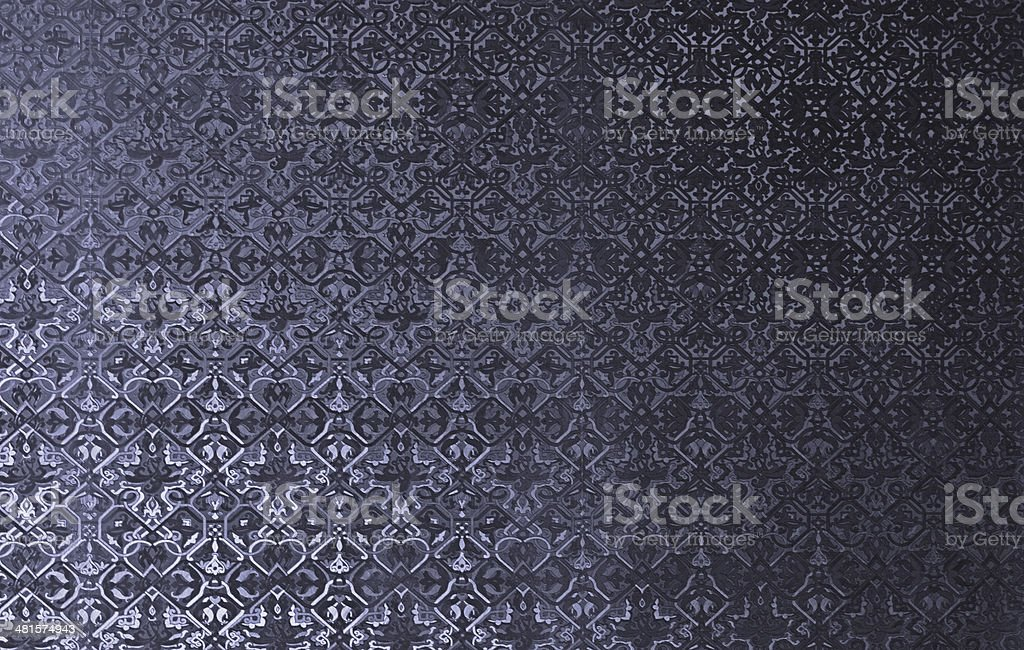 Floral style textures background royalty-free stock photo